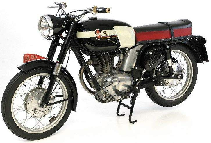1986 Gilera RX 200 Arizona #5