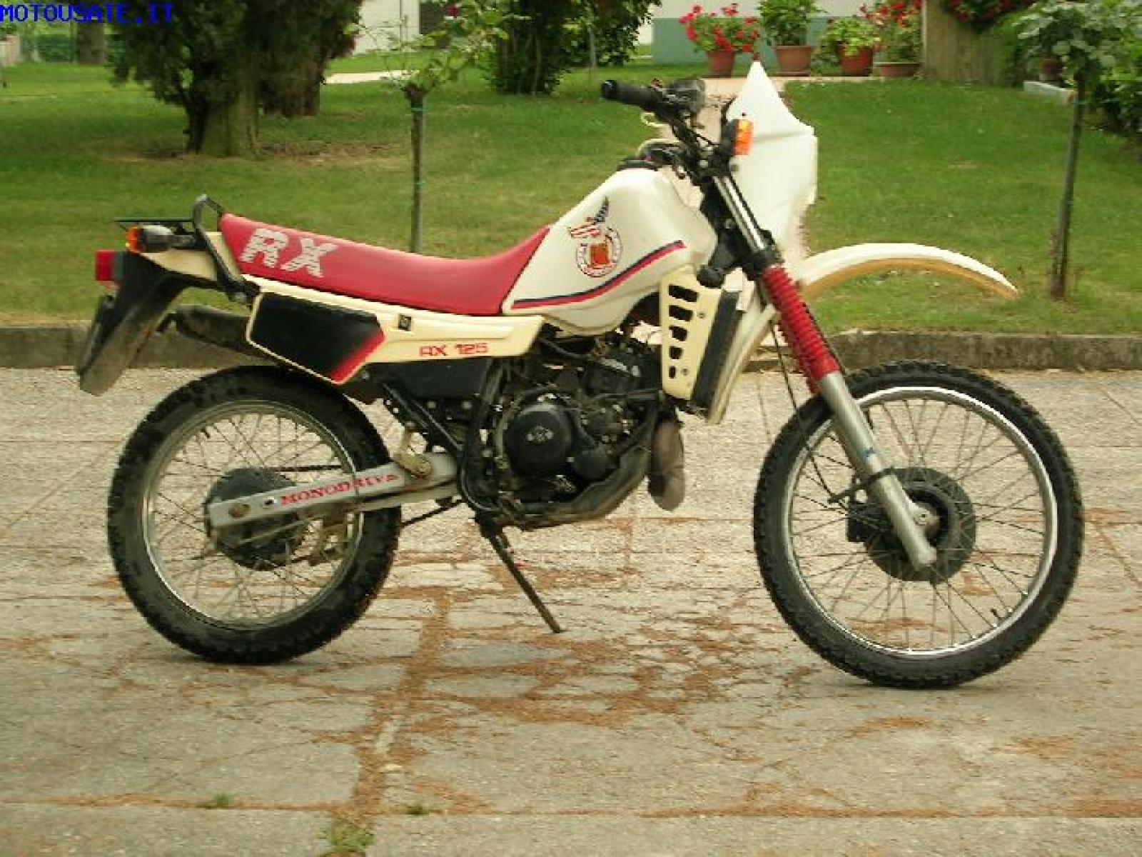 1986 Gilera RX 200 Arizona #4