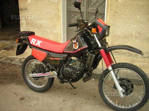1986 Gilera RX 200 Arizona #3