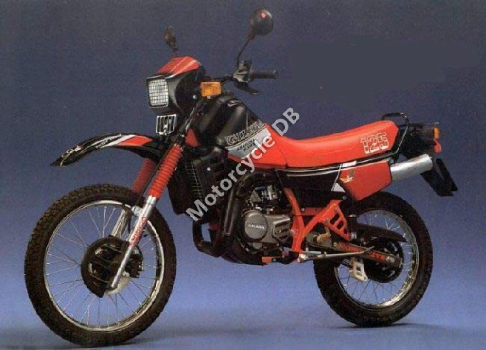 1988 Gilera RX 200 Arizona #2