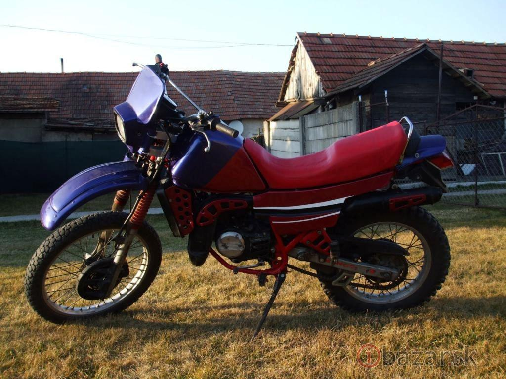 1988 Gilera RX 200 Arizona #9