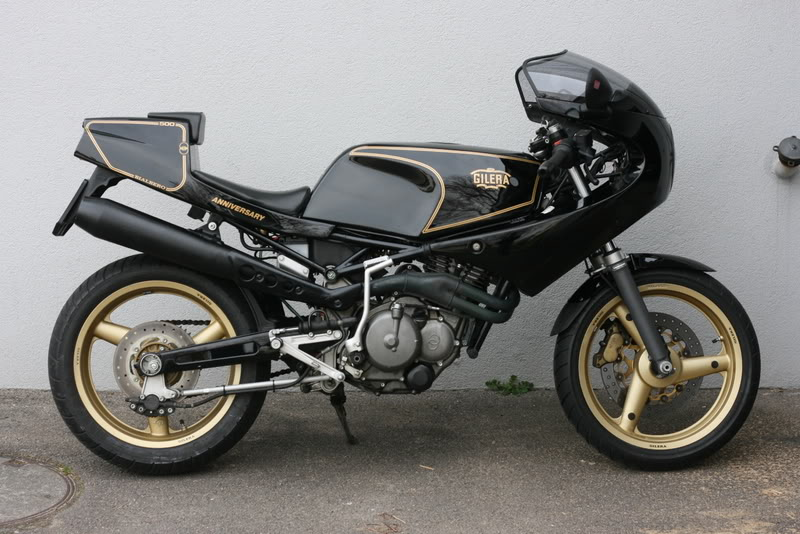 Gilera Saturno 350 #2