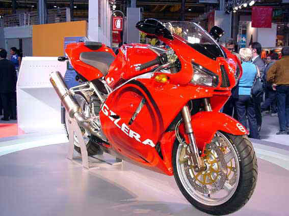 Gilera SuperSport 600 #3