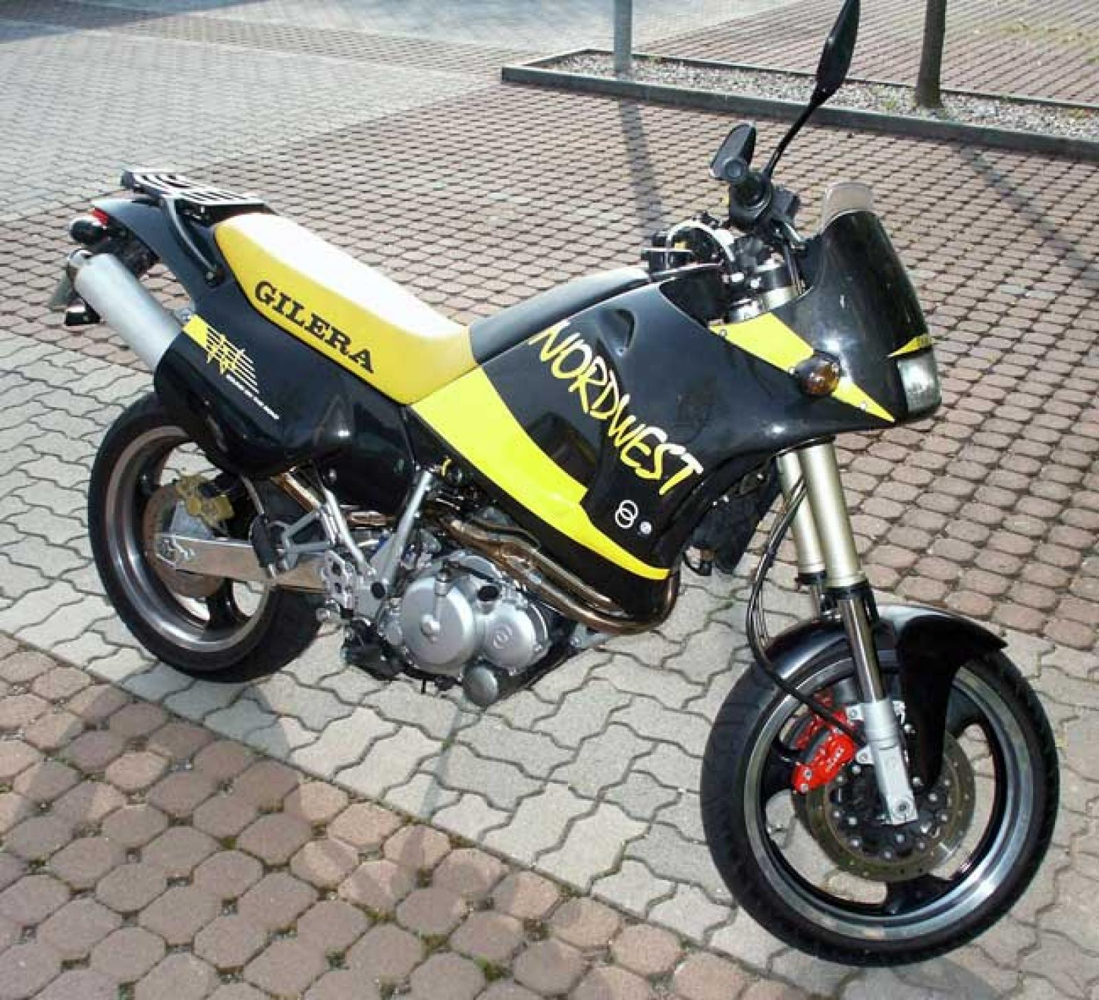 Gilera XRT 600 (reduced effect) #2