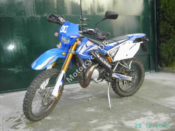 Gilera XRT 600 (reduced effect) #5