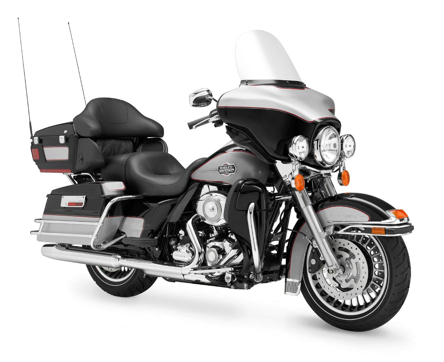 1989 Harley-Davidson 1340 Electra Glide Ultra Classic (reduced effect) #2