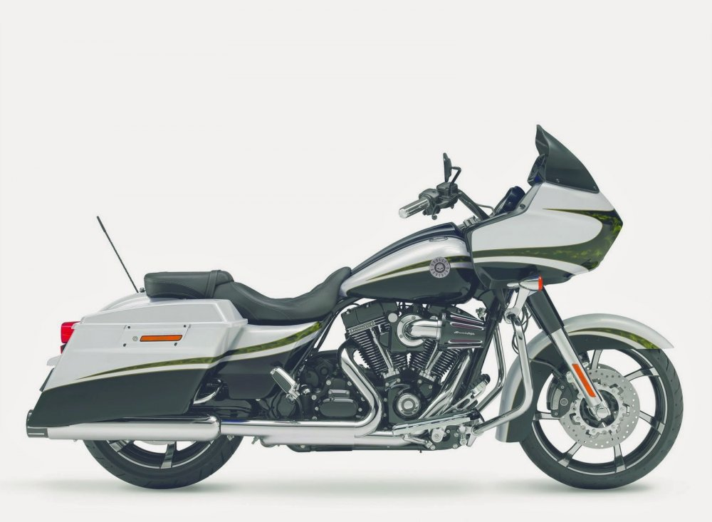 1989 Harley-Davidson 1340 Electra Glide Ultra Classic (reduced effect) #3
