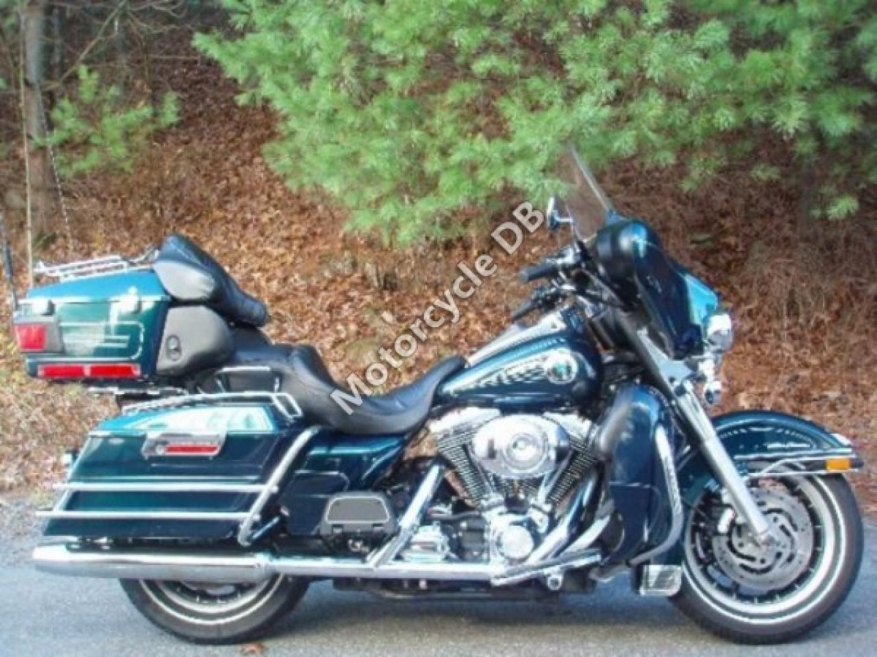 Harley-Davidson 1340 Electra Glide Ultra Classic (reduced effect) #4