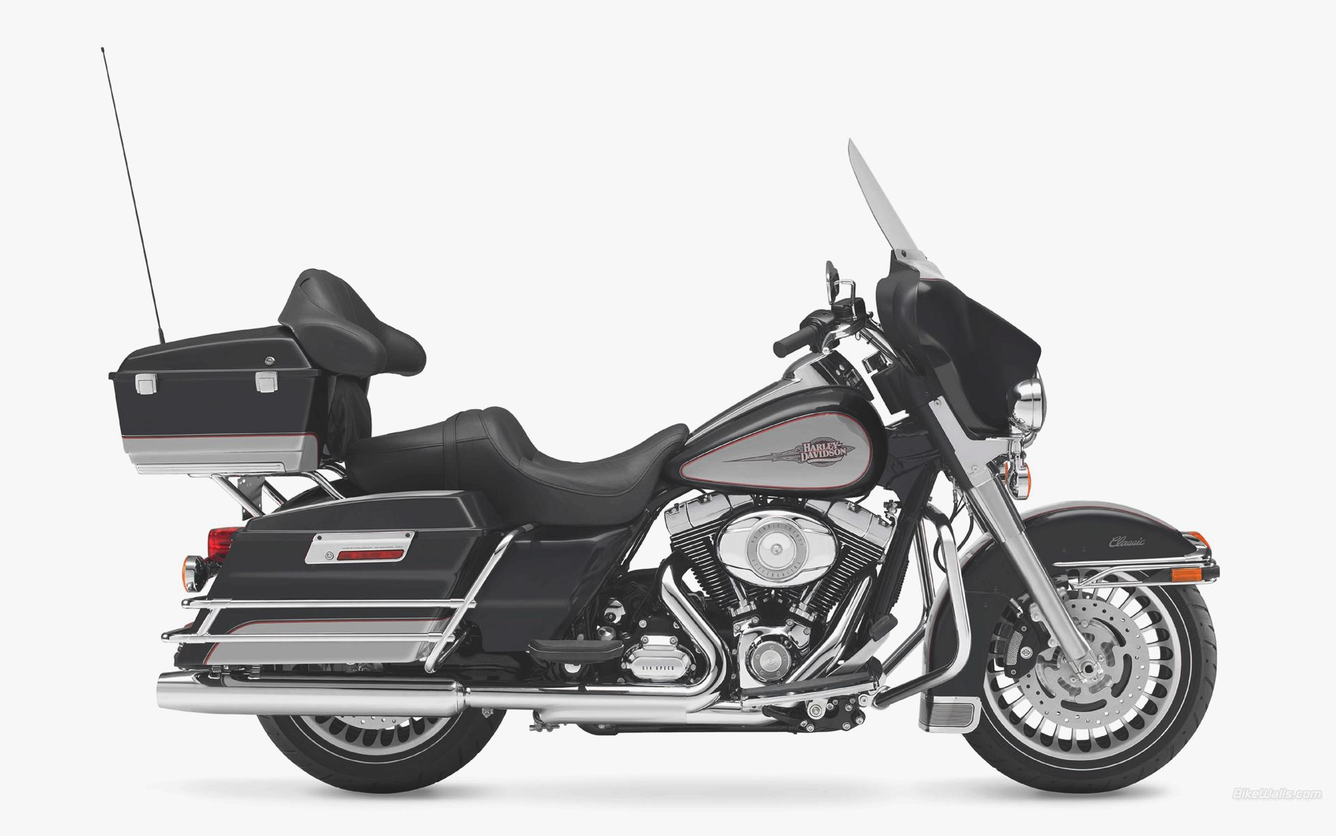 Harley-Davidson 1340 Electra Glide Ultra Classic (reduced effect) #5