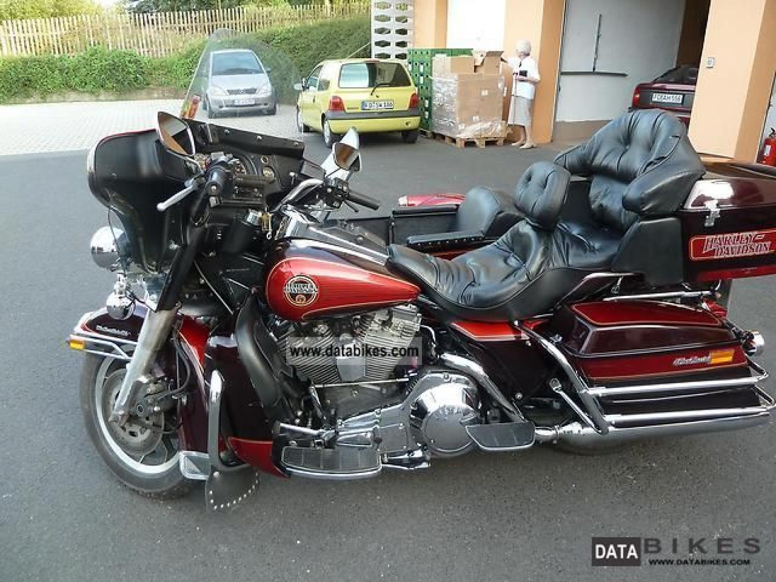 1995 Harley-Davidson 1340 Electra Glide Ultra Classic #2