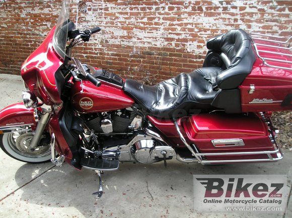 1995 Harley-Davidson 1340 Electra Glide Ultra Classic #9