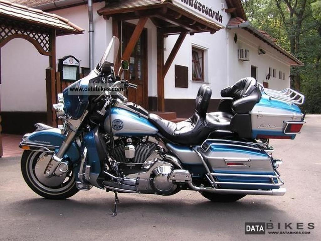 1995 Harley-Davidson 1340 Electra Glide Ultra Classic #5