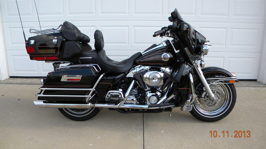 2001 Harley-Davidson Electra Glide Ultra Classic #10