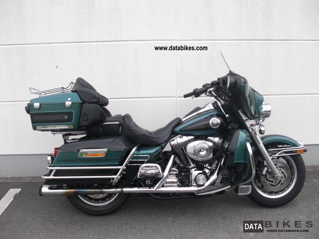 2001 Harley-Davidson Electra Glide Ultra Classic #6