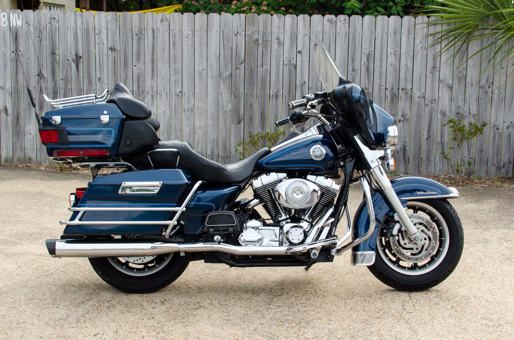 2001 Harley Davidson Electra Glide Ultra Classic Photos ...