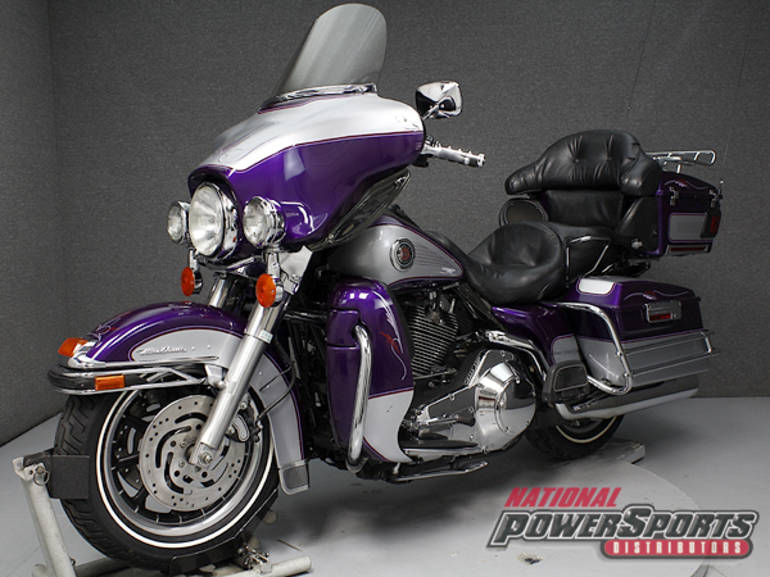2001 Harley-Davidson Electra Glide Ultra Classic #9