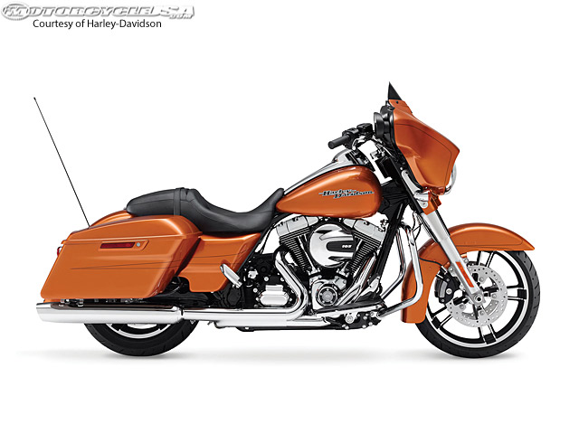 2014 Harley-Davidson Electra Glide Ultra Classic #7