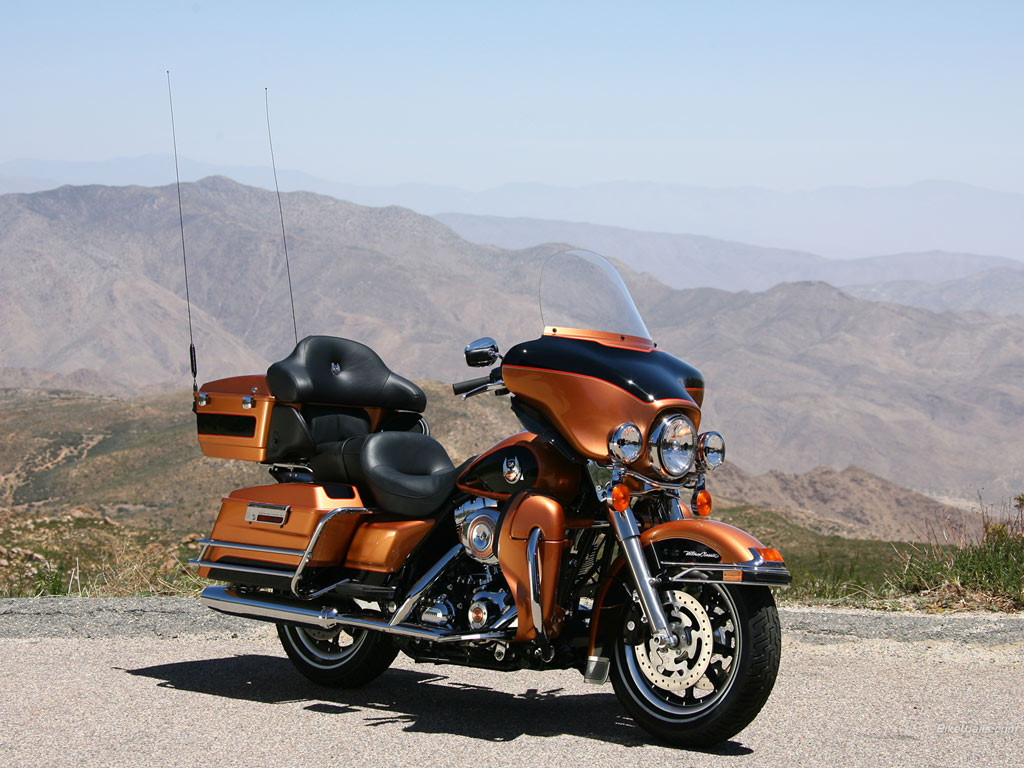 Harley-Davidson Electra Glide Ultra Classic #1