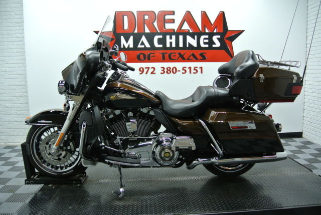 2013 Harley-Davidson Electra Glide Ultra Limited 110th Anniversary #6