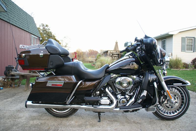 2013 Harley-Davidson Electra Glide Ultra Limited 110th Anniversary #1