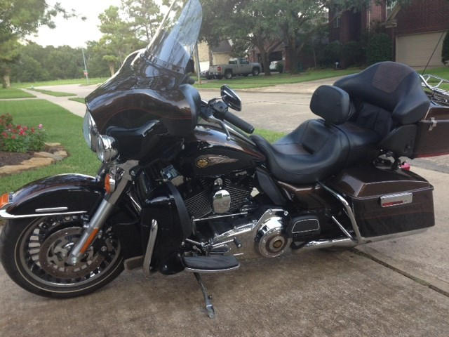 2013 Harley-Davidson Electra Glide Ultra Limited 110th Anniversary #5
