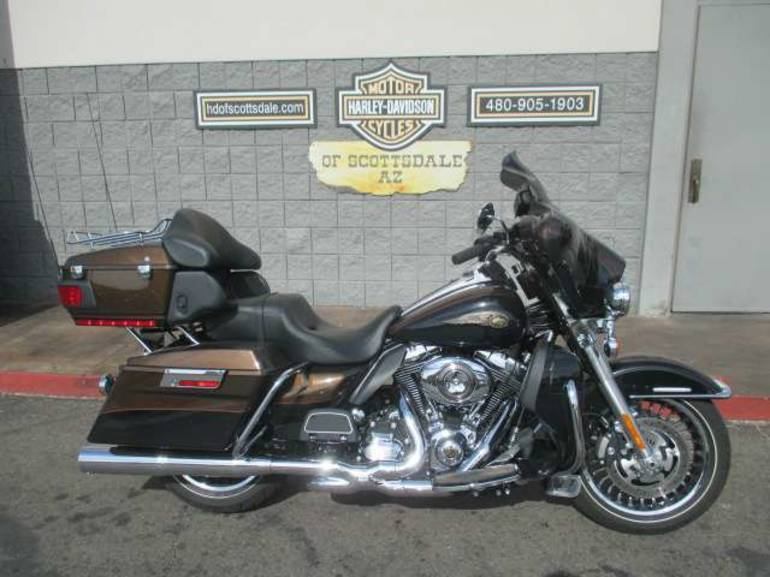 Harley-Davidson Electra Glide Ultra Limited 110th Anniversary #1