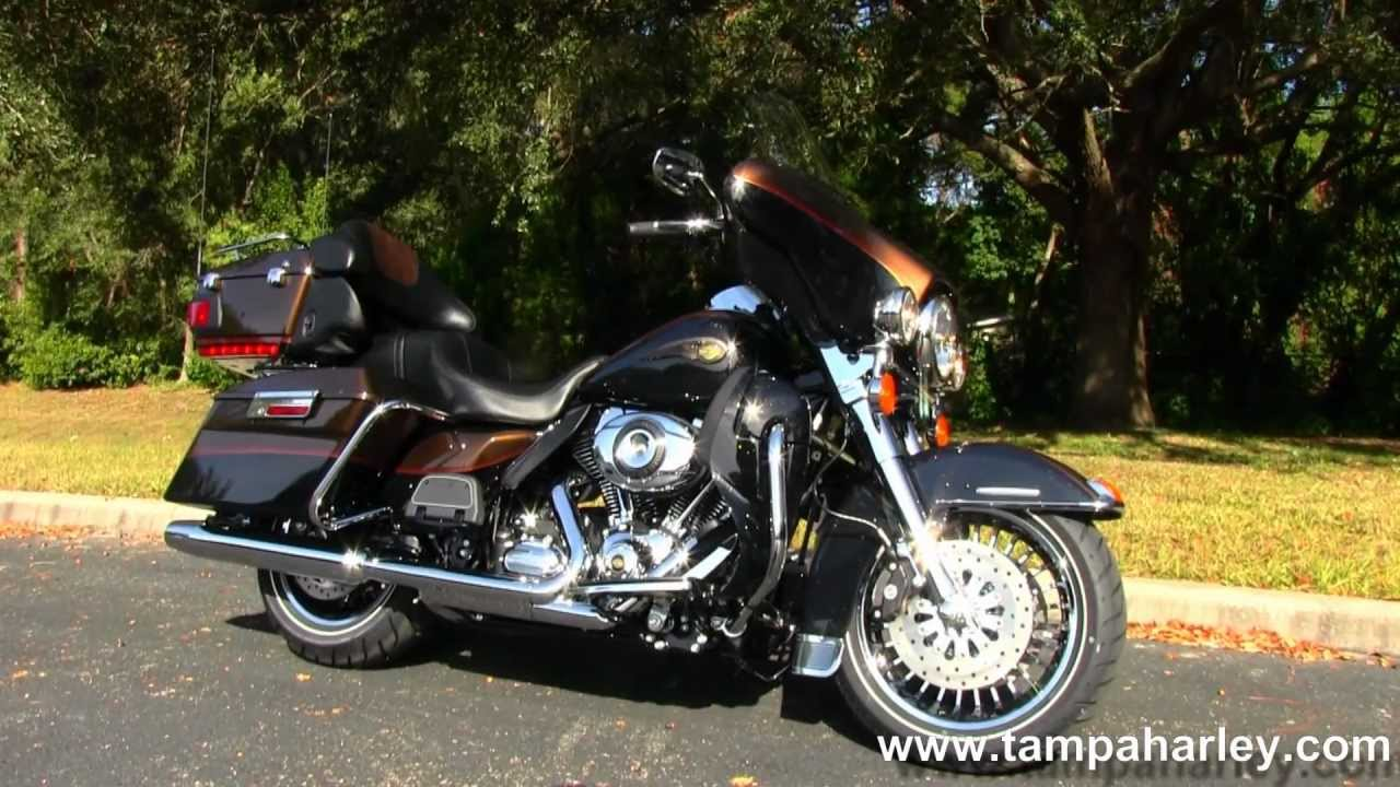 Harley-Davidson Electra Glide Ultra Limited 110th Anniversary #2