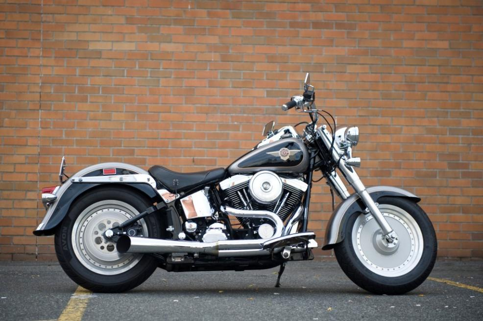 1996 Harley-Davidson Fat Boy #2