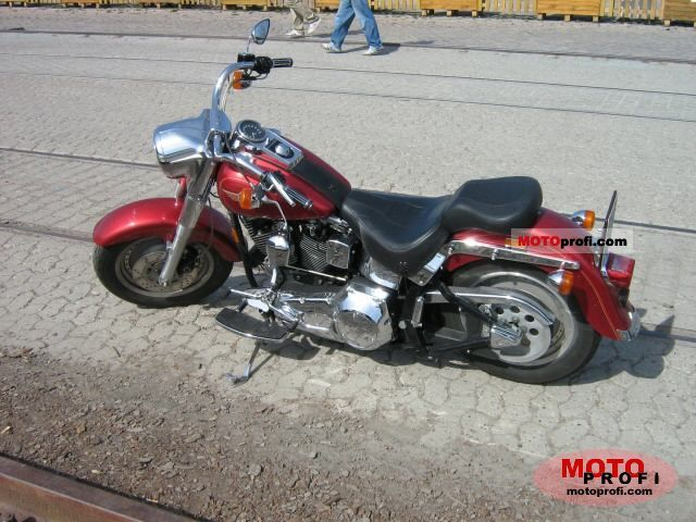 1996 Harley-Davidson Fat Boy #4