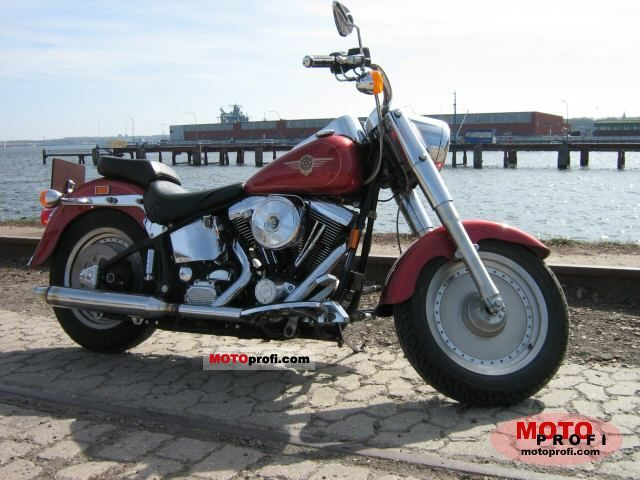 1996 Harley-Davidson Fat Boy #9