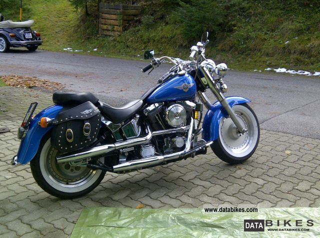 1996 Harley-Davidson Fat Boy #3