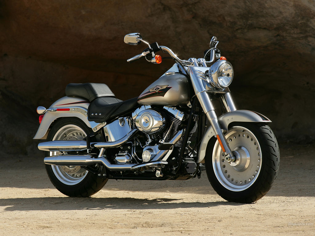 1996 Harley-Davidson Fat Boy #10