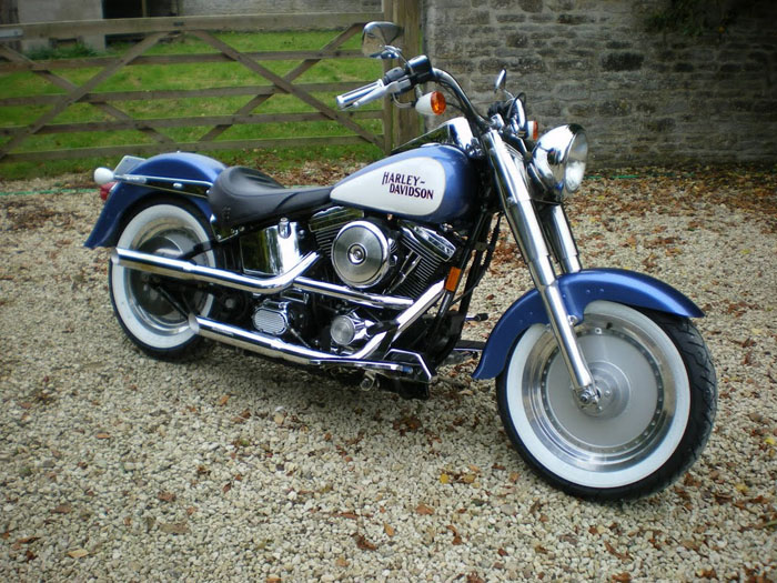1996 Harley-Davidson Fat Boy #7
