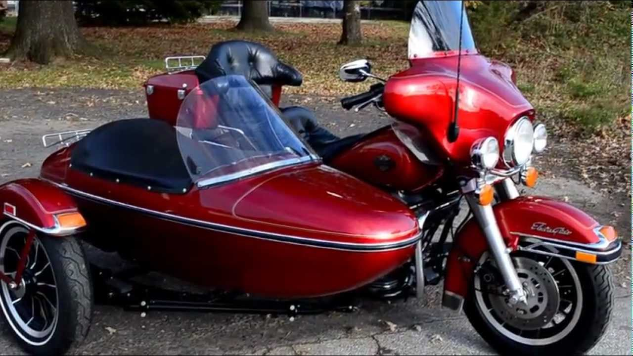 Harley-Davidson FLHC 1340 EIectra Glide Classic (with sidecar) #2