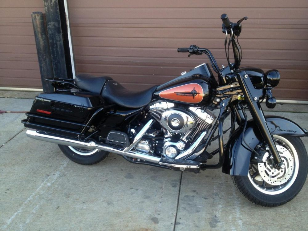 Harley-Davidson FLHP Road King Fire Rescue #1