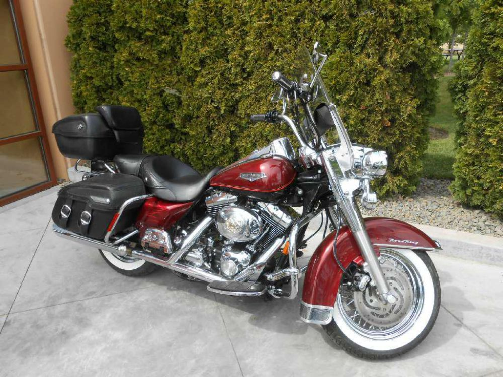 2000 Harley-Davidson FLHRCI Road King Classic #8