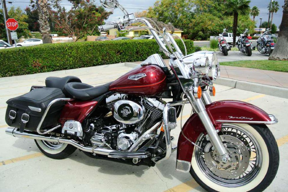 2000 Harley-Davidson FLHRCI Road King Classic #6
