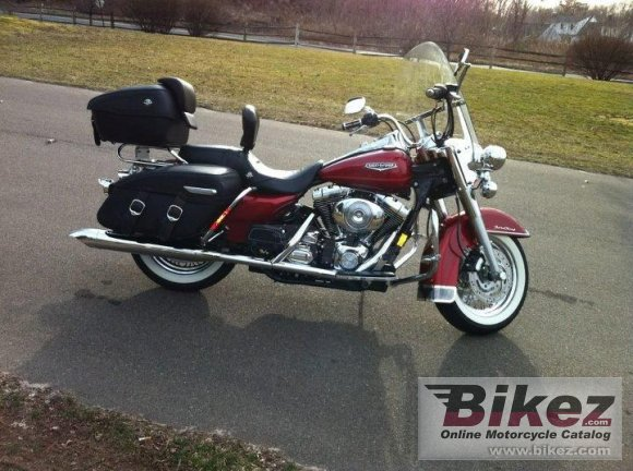 2000 Harley-Davidson FLHRCI Road King Classic #7