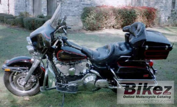 Harley-Davidson FLHTC 1340 (with sidecar) (reduced effect) #2