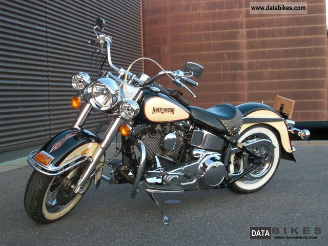 1988 Harley-Davidson FLST 1340 Heritage Softail (reduced effect) #4