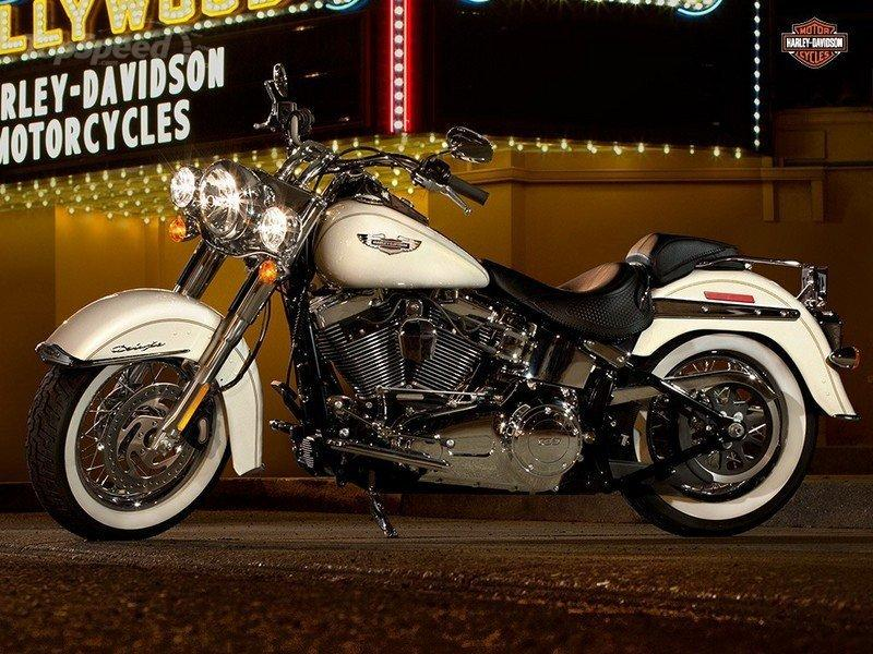 1988 Harley-Davidson FLST 1340 Heritage Softail (reduced effect) #5