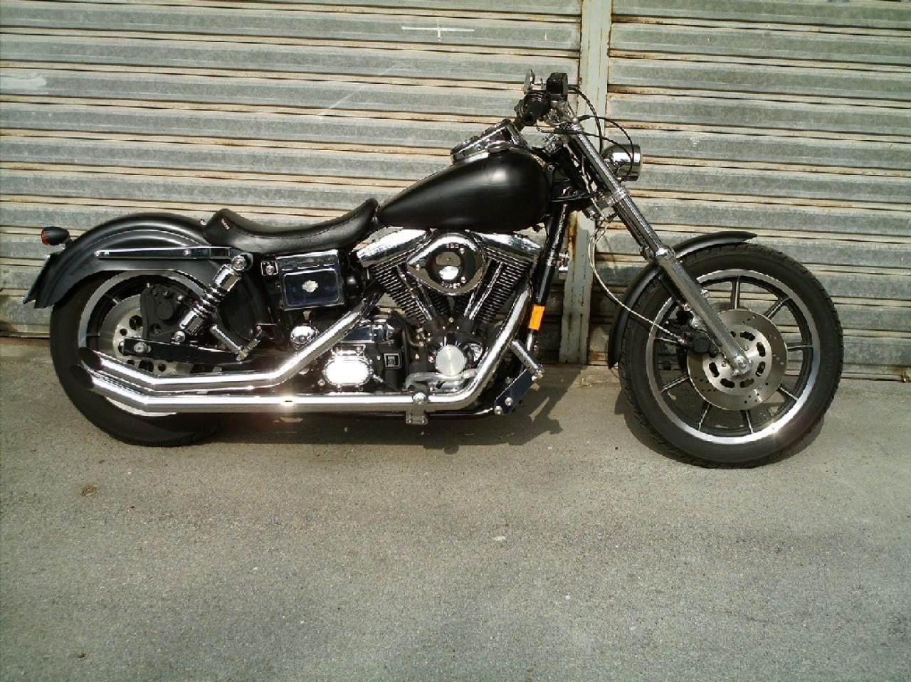 1988 Harley-Davidson FLST 1340 Heritage Softail (reduced effect) #3