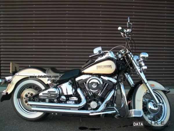 1988 Harley-Davidson FLST 1340 Heritage Softail (reduced effect) #6