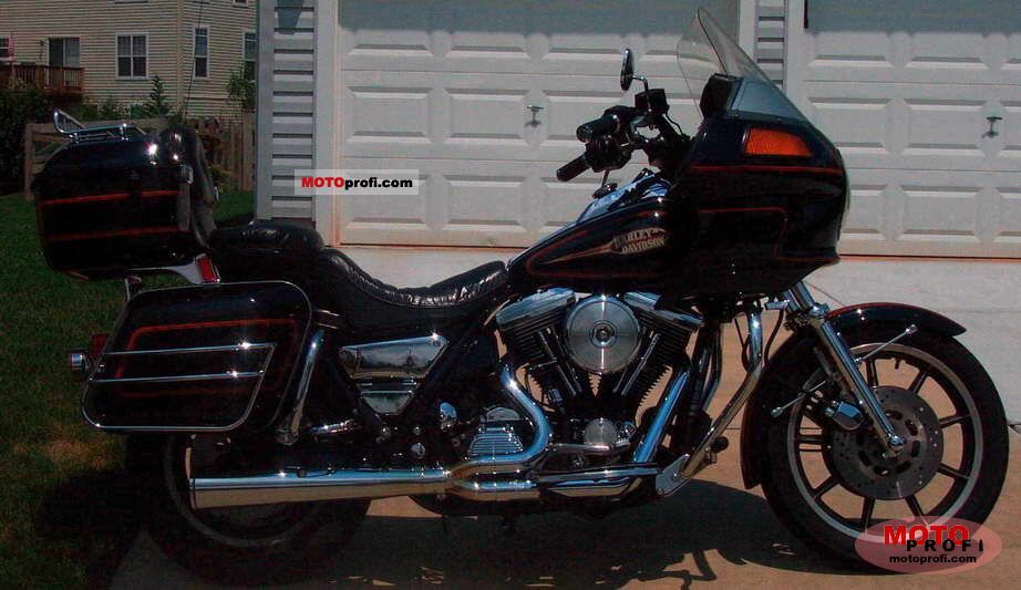 1988 Harley-Davidson FLST 1340 Heritage Softail (reduced effect) #7
