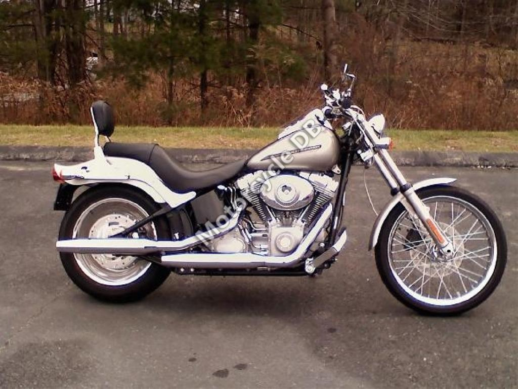 Harley-Davidson FLTC 1340 (with sidecar) (reduced effect) #3