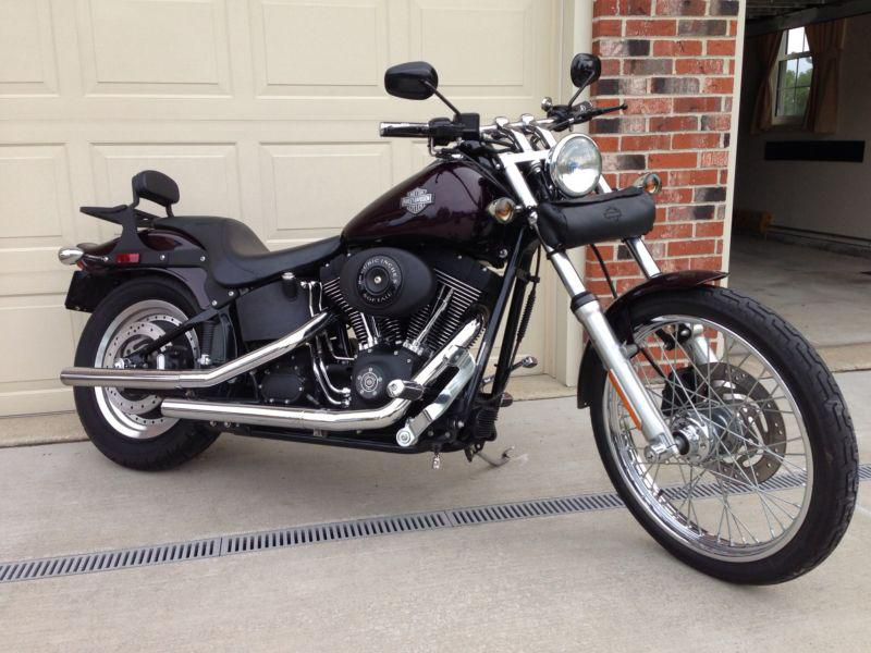 2004 Harley-Davidson FXSTBI Softail Night Train #2