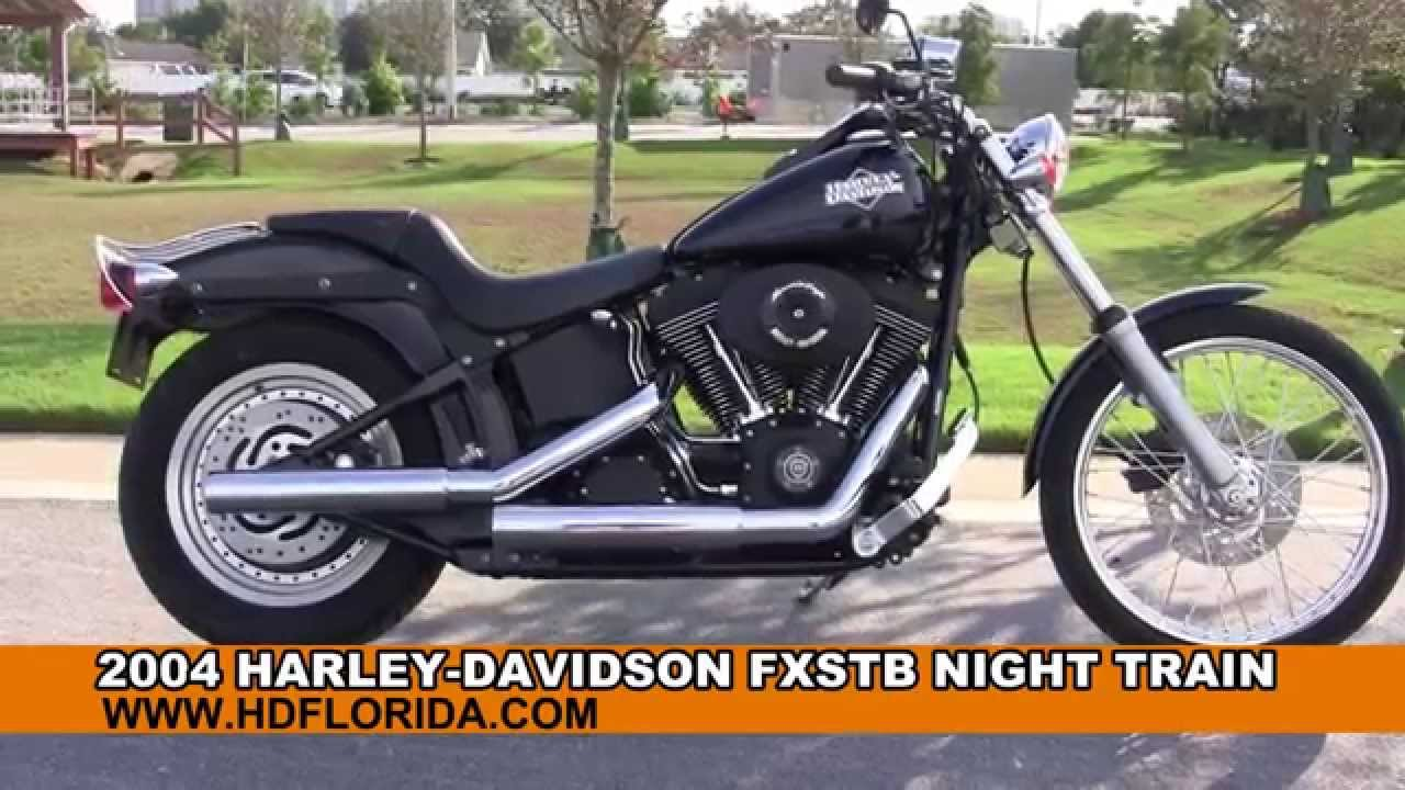 2004 Harley-Davidson FXSTBI Softail Night Train #4