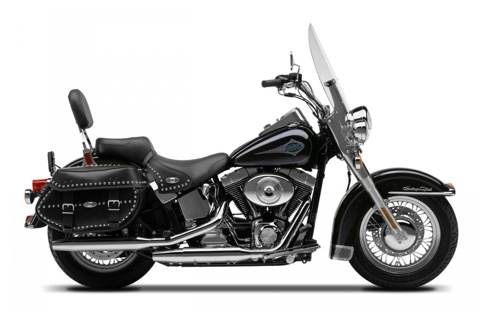 2001 Harley-Davidson Heritage Softail Classic Injection #1
