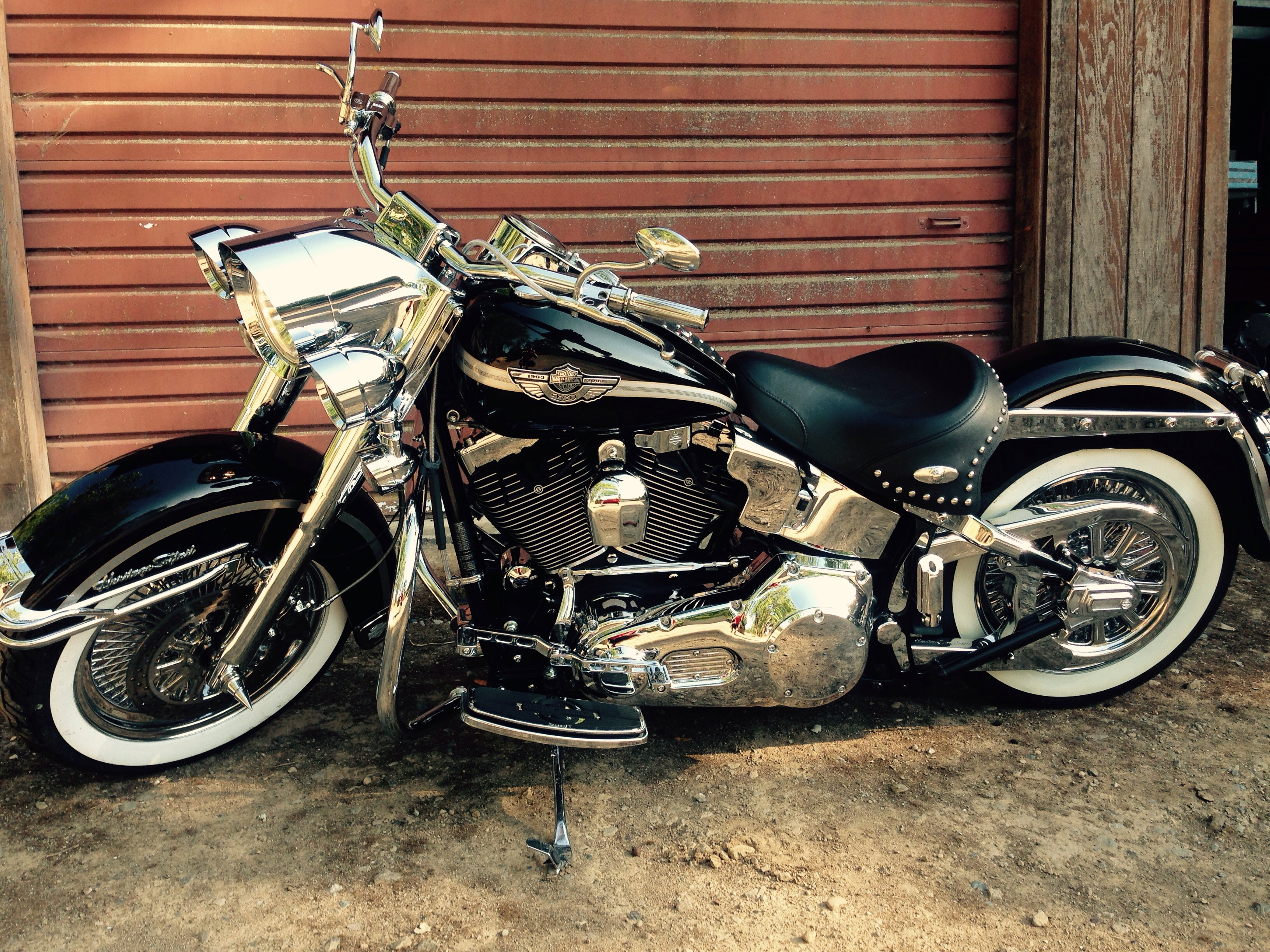 2001 Harley-Davidson Heritage Softail Classic Injection #6