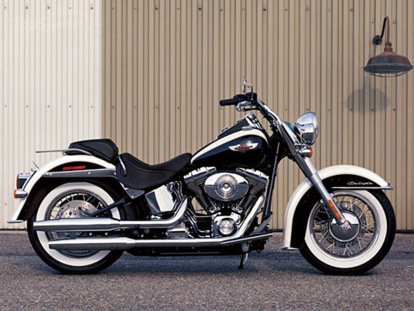 2001 Harley-Davidson Heritage Softail Classic Injection #7